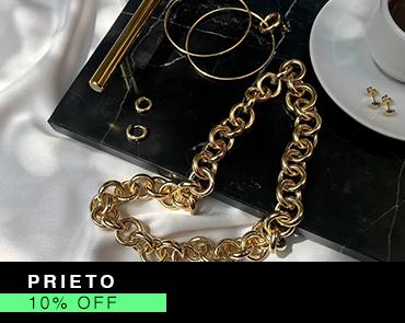Prieto 10% OFF