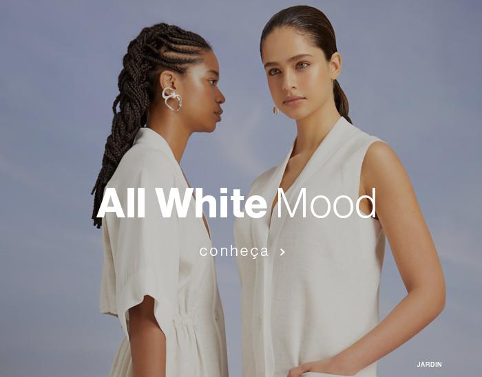 All White Mood