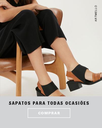 Sapatos para todas ocasiões
